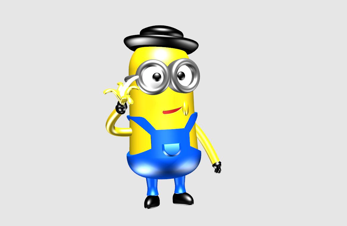 小黄人,邂逅Banana!.png